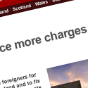 BBC NEWS Health tourism: Foreigners face charge to access NHS: